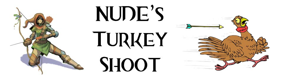 NUDE's Turkey Shoot Pep Rally 2020