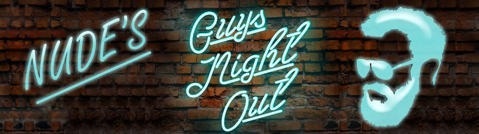 NUDE's Guys Night Out Pep Rally 2020