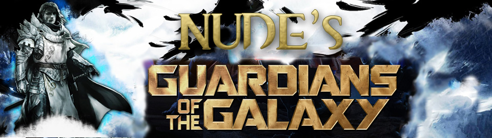 NUDE's Guardians of Galaxy Pep Rally @ WvW