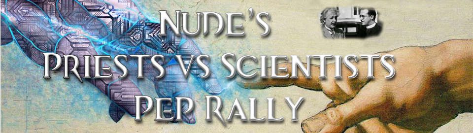 NUDE's Priests vs Scientists WvW Pep Rally 2021